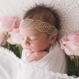 Other - New Born and Infant Baby Girl Lace Headband